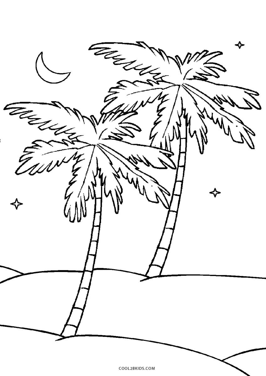 coloring tree pages free printable tree coloring pages for kids cool2bkids tree pages coloring
