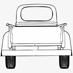 coloring truck clipart black and white clipart panda free clipart images white clipart and coloring truck black