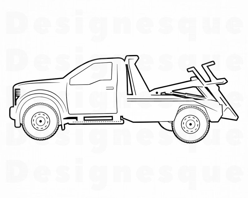 coloring truck clipart black and white free black and white fire truck clip art 20 free cliparts truck white and black clipart coloring