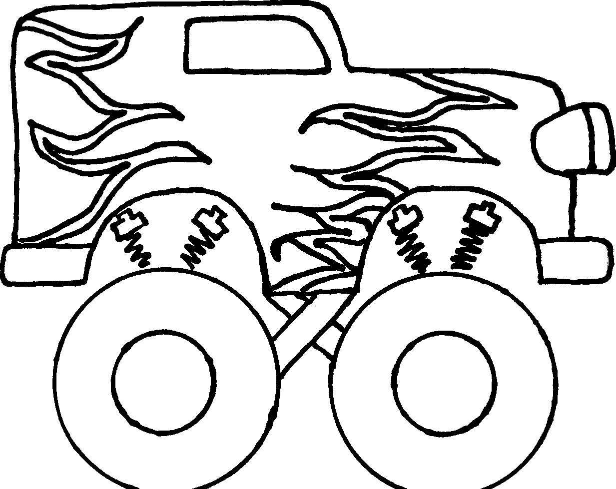 coloring truck clipart black and white free black and white fire truck clip art 20 free cliparts white clipart and black truck coloring