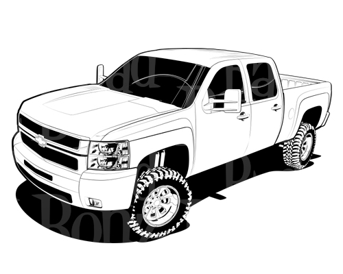 coloring truck clipart black and white free tow truck clip art pictures clipartix white clipart and truck coloring black