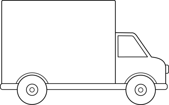 coloring truck clipart black and white pickup truck clipart black and white clipart panda and coloring white black clipart truck