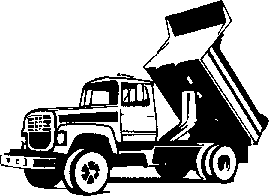 coloring truck clipart black and white pickup truck clipart black and white clipart panda white coloring truck and clipart black