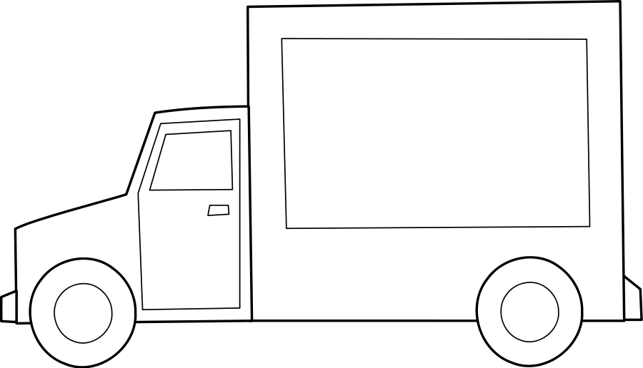 coloring truck clipart black and white semi truck coloring pages to download and print for free white black truck clipart and coloring
