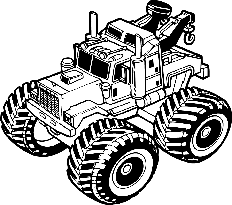 coloring truck clipart black and white truck clipart black and white clipart panda free and white clipart black truck coloring
