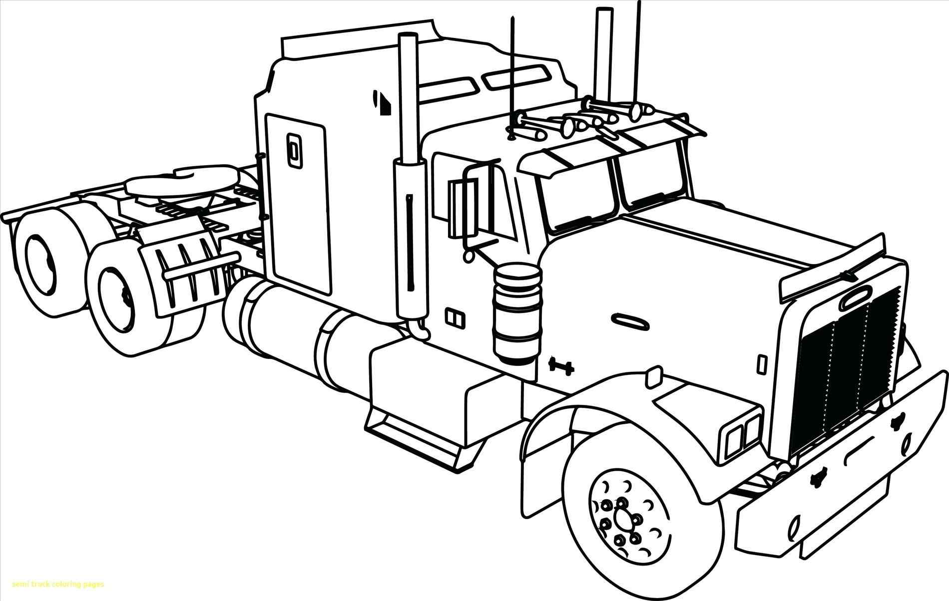 coloring truck pictures lifted truck coloring pages at getcoloringscom free truck coloring pictures