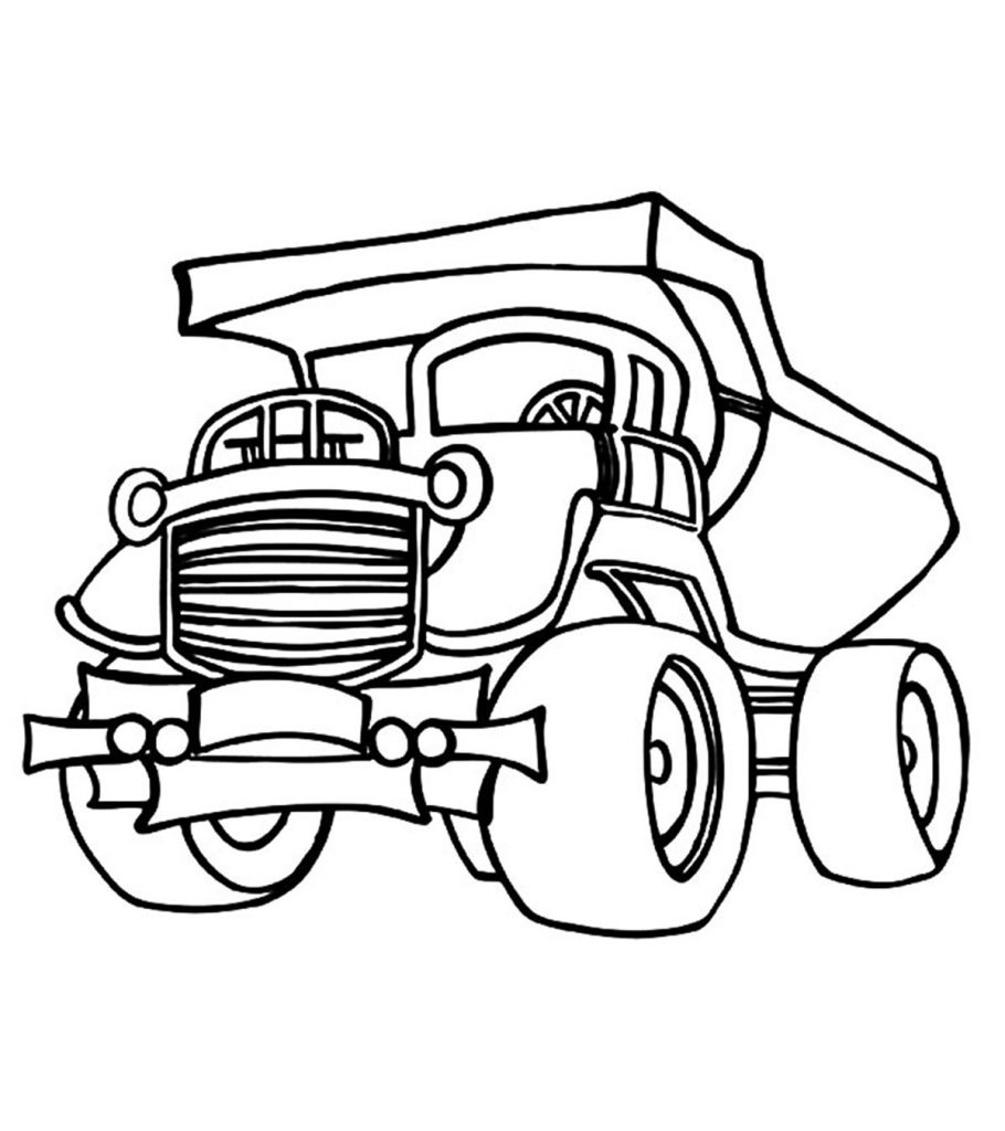 coloring truck pictures semi truck coloring pages to download and print for free coloring pictures truck
