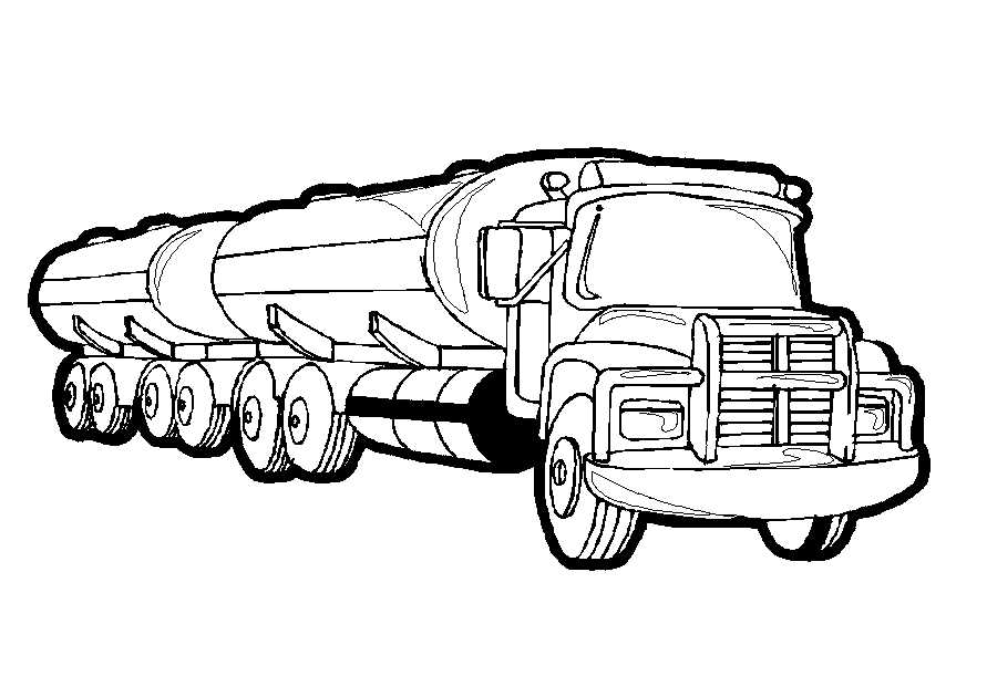 coloring truck pictures semi truck coloring pages to download and print for free truck coloring pictures