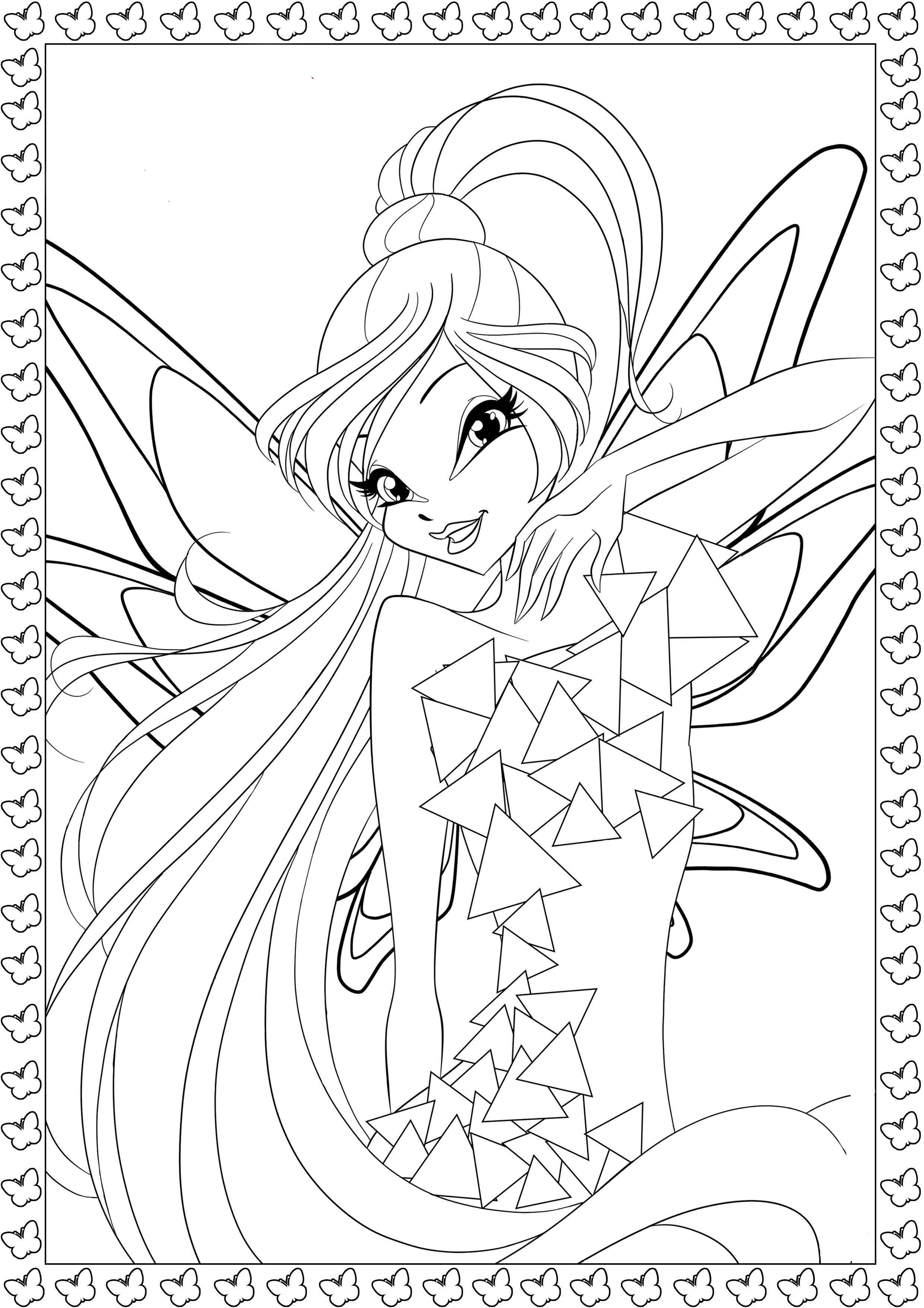 coloring winx club winx club coloring pages club coloring winx