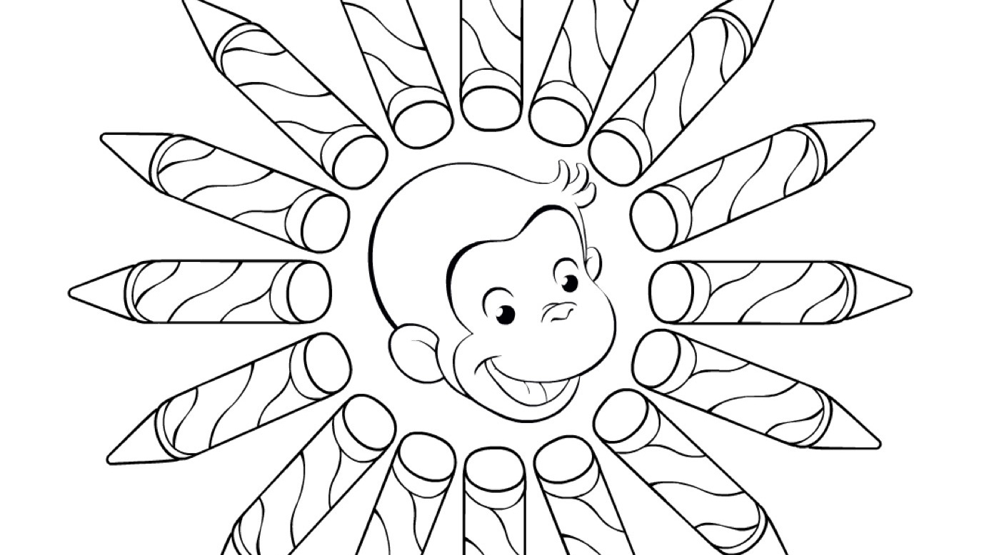 coloring with crayons kid color pages back to school with coloring crayons