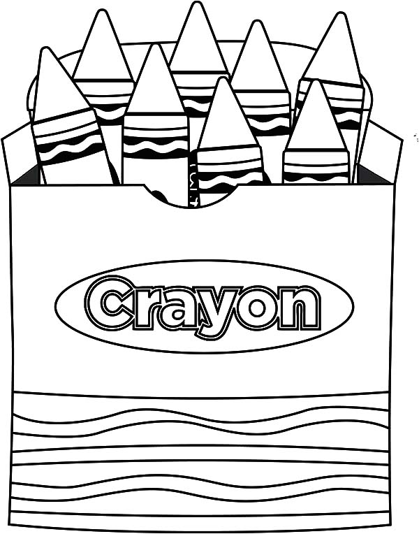 coloring with crayons printable crayon coloring pages coloring home with crayons coloring