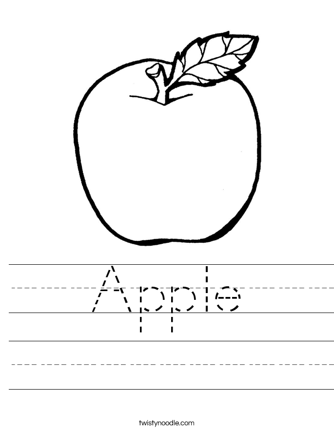 coloring worksheet apple color the apples worksheet twisty noodle worksheet apple coloring