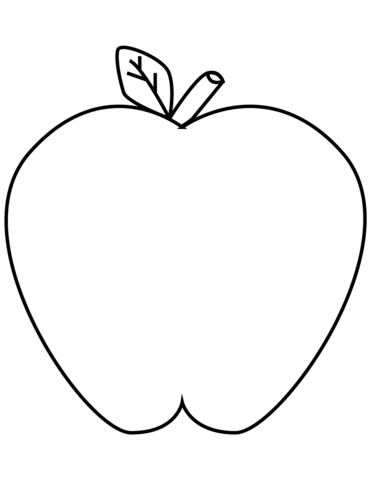 coloring worksheet apple craftsactvities and worksheets for preschooltoddler and worksheet apple coloring