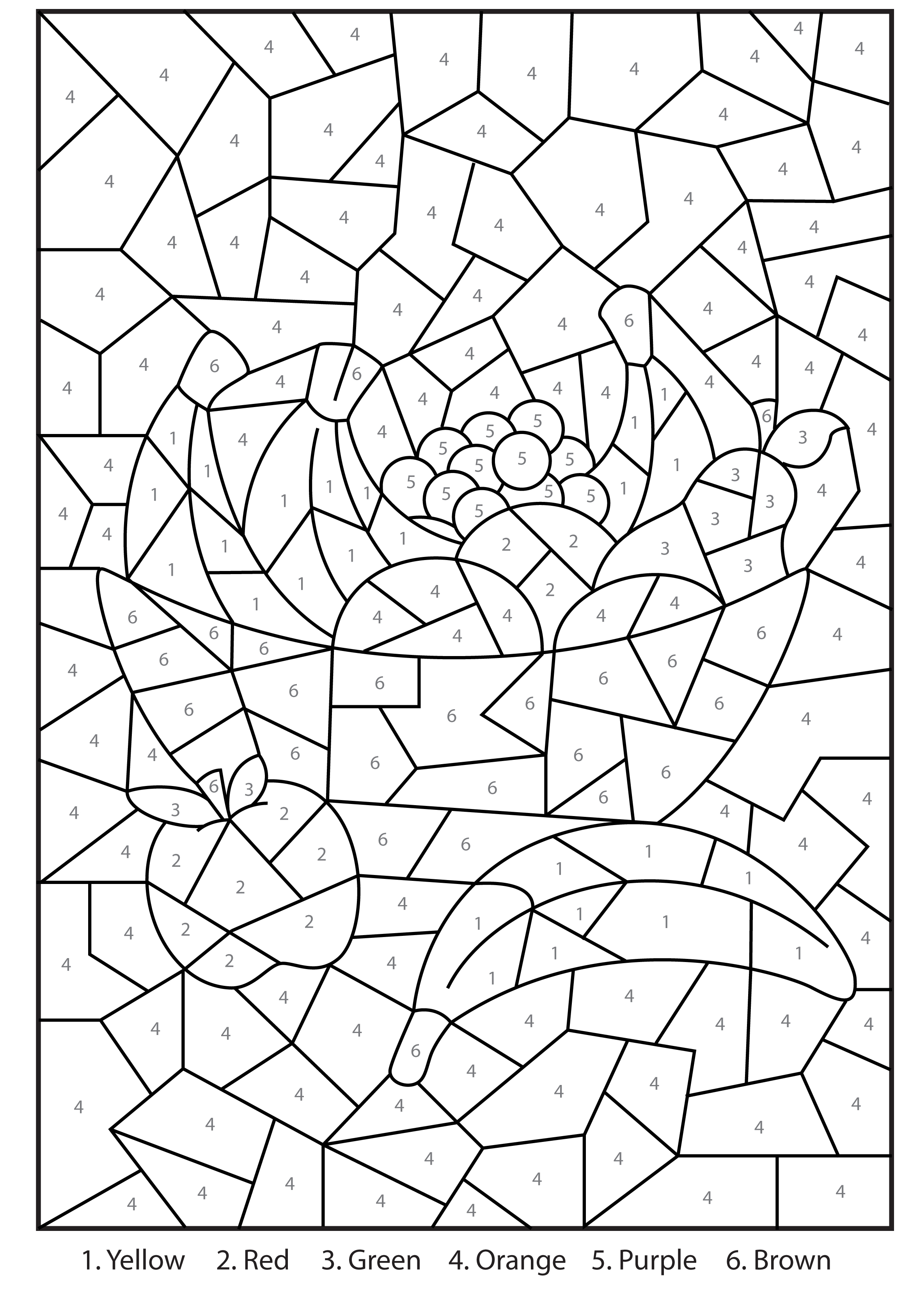 coloring worksheet by numbers addition color by number pages coloring home coloring worksheet numbers by