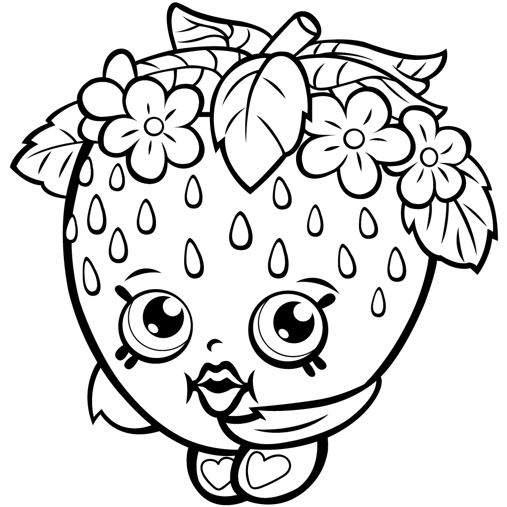 coloring worksheets shopkins 40 printable shopkins coloring pages coloring worksheets shopkins