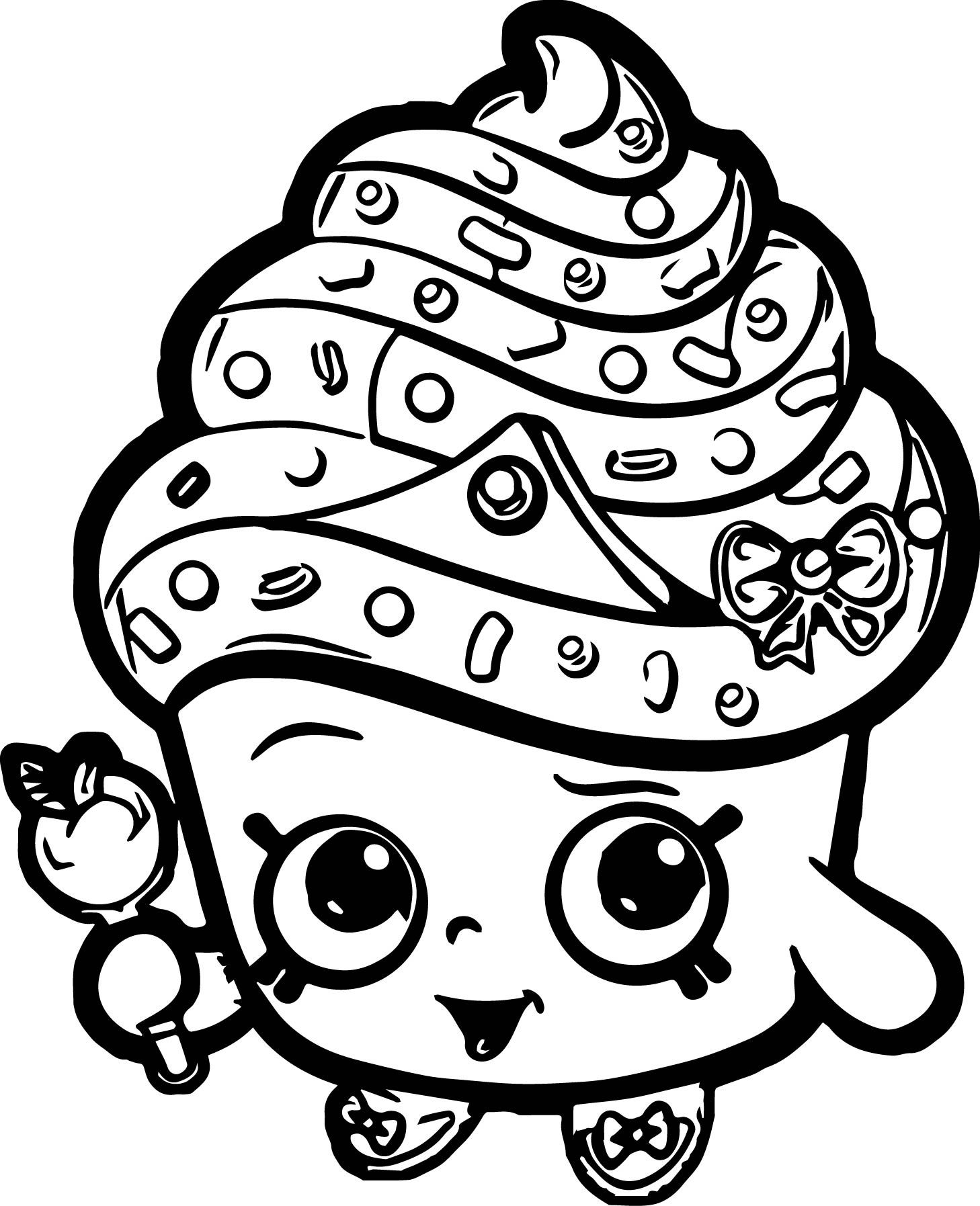 coloring worksheets shopkins shopkins coloring pages pdf at getcoloringscom free worksheets coloring shopkins
