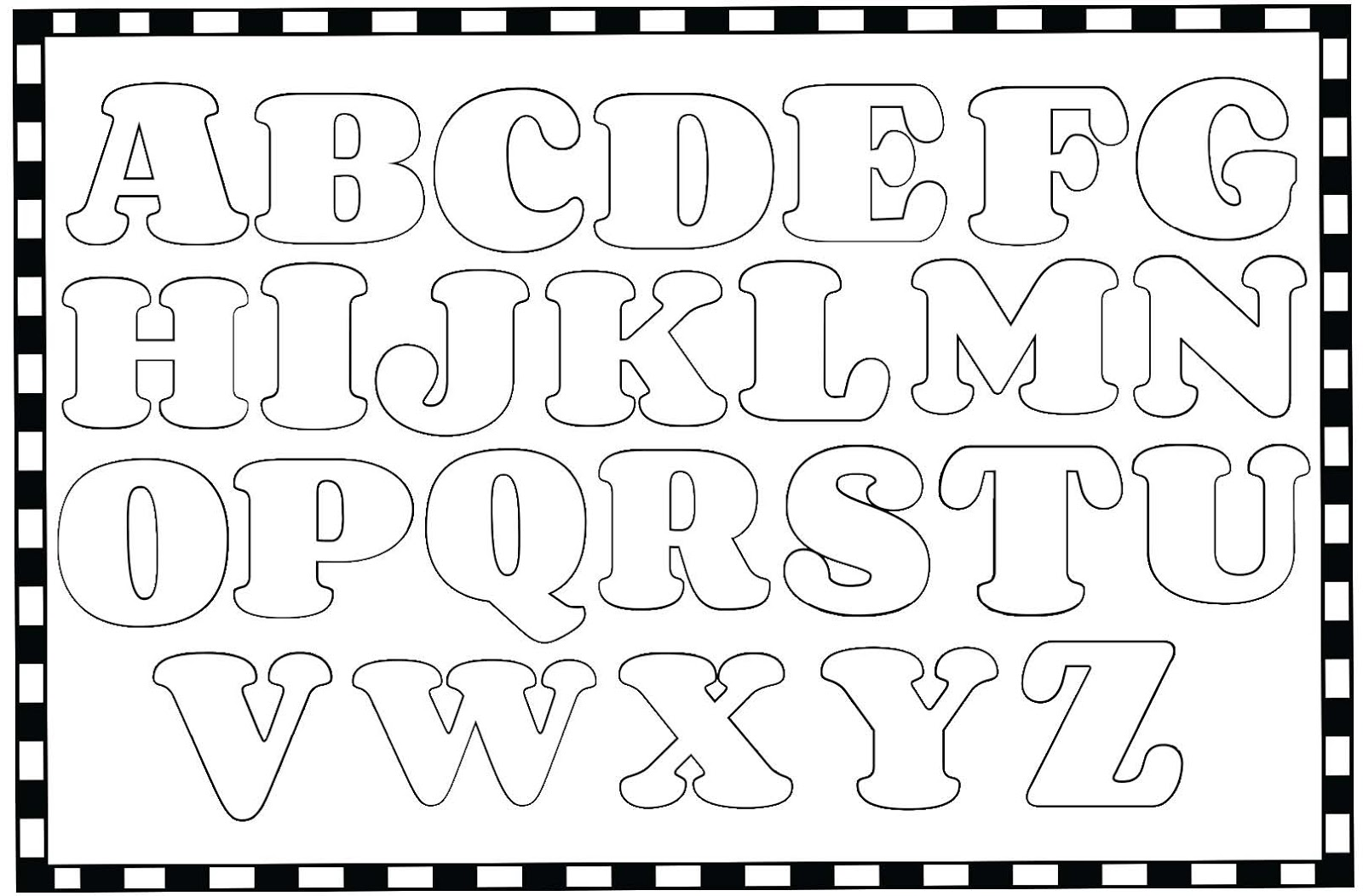 colour in letters of the alphabet alphabet coloring pages for kids to print color alphabet colour the in letters of