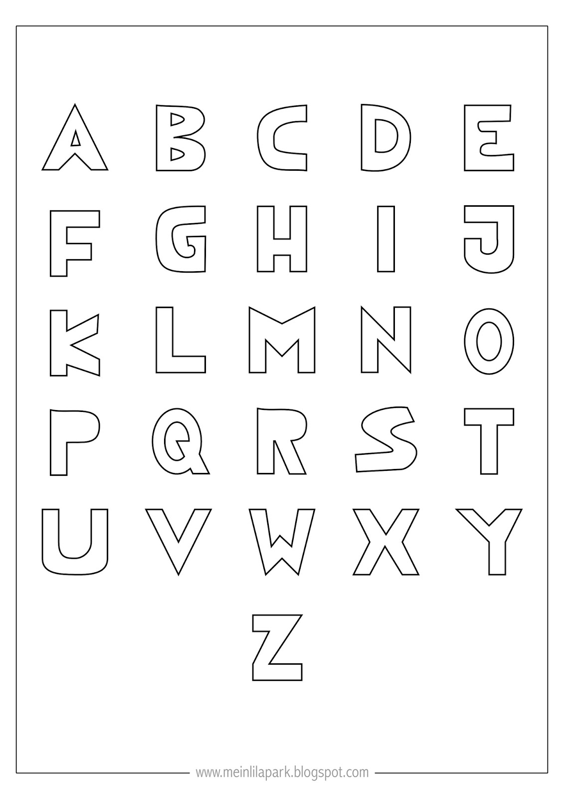 colour in letters of the alphabet alphabet wooden letter a z set choose your own colours alphabet colour the letters of in
