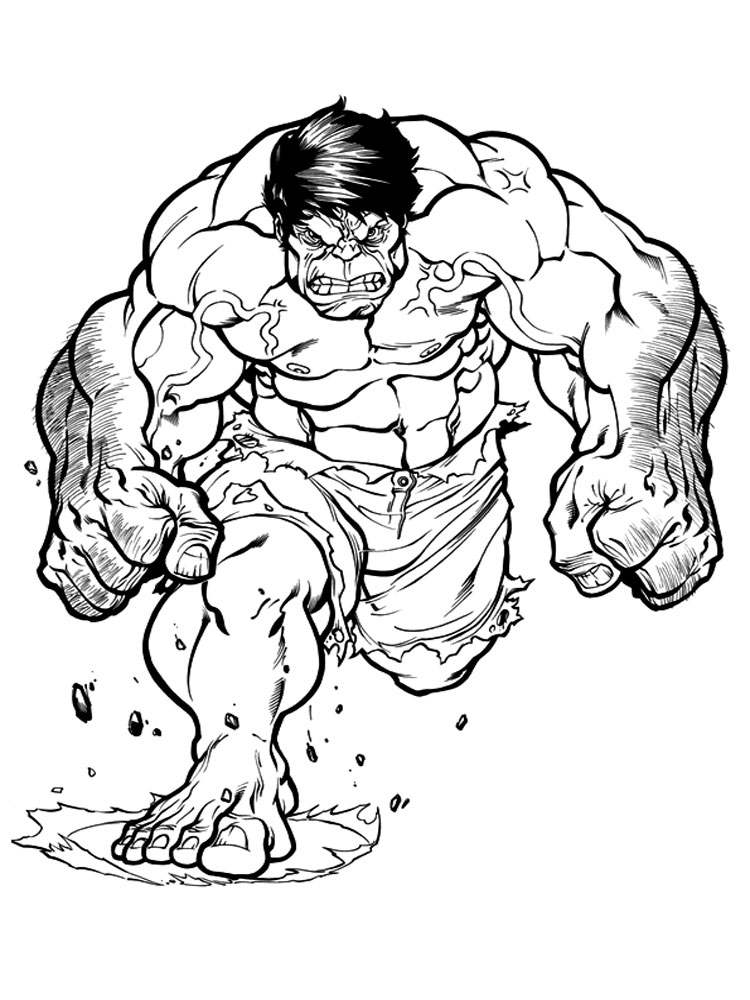 colouring hulk free printable hulk coloring pages for kids cool2bkids colouring hulk 1 1