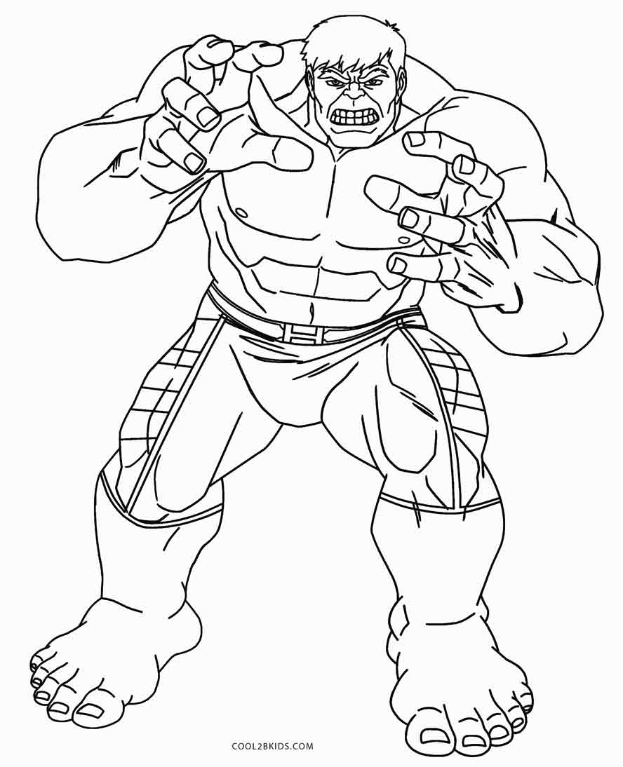 colouring hulk hulk drawing pages at getdrawings free download hulk colouring