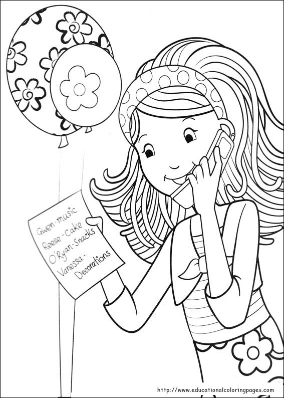 colouring in pictures for girls groovy girls coloring pages free for kids colouring pictures in girls for
