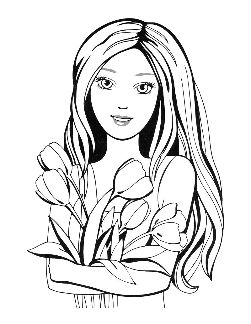 colouring in pictures for girls ladies coloring pages to download and print for free girls in colouring pictures for