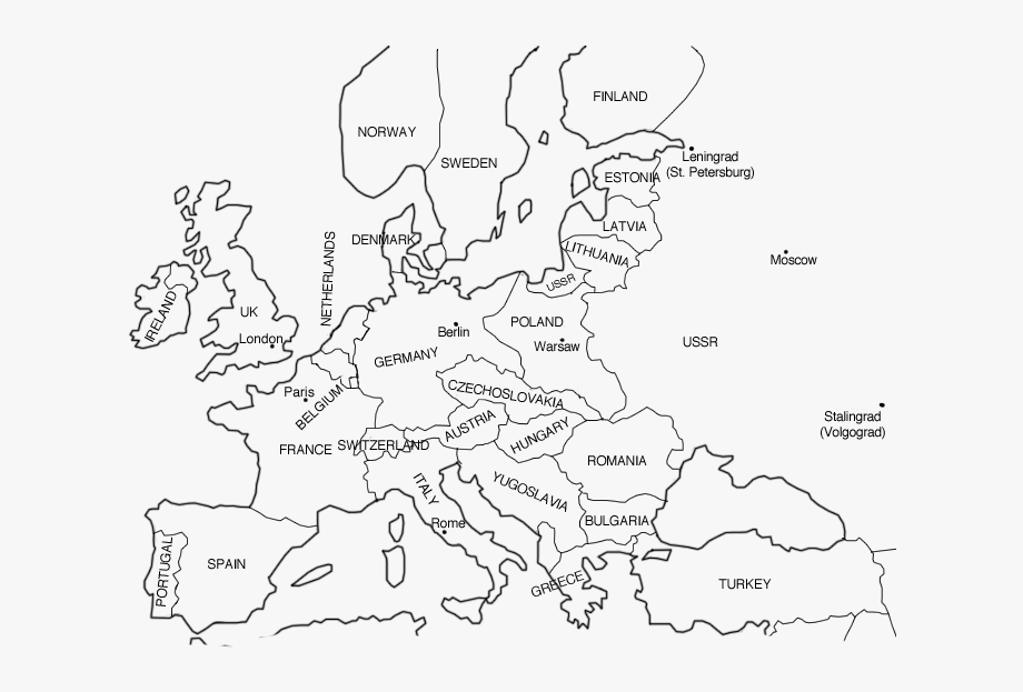 colouring map of europe europe map countries coloring page sketch coloring page map of colouring europe