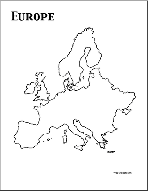colouring map of europe map of europe drawing at getdrawings free download europe map of colouring