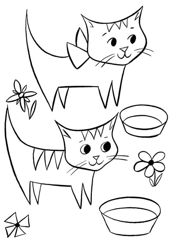 colouring pages cats very wise cat cats adult coloring pages cats colouring pages