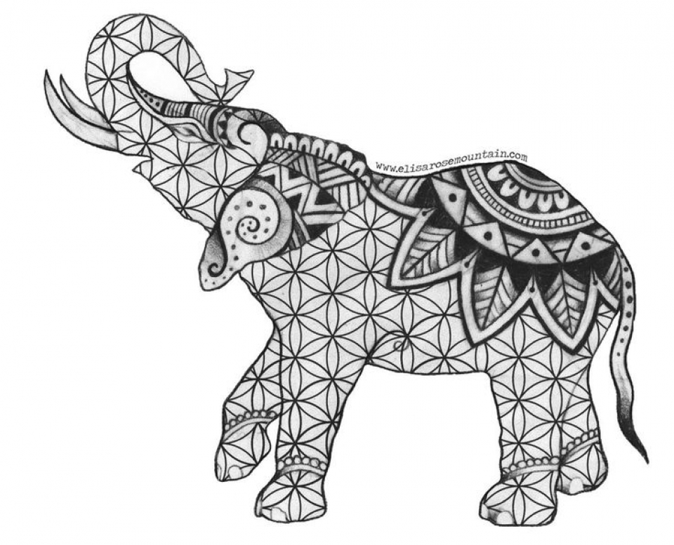 colouring pages of elephant coloring book for children elephants stock illustration pages colouring elephant of