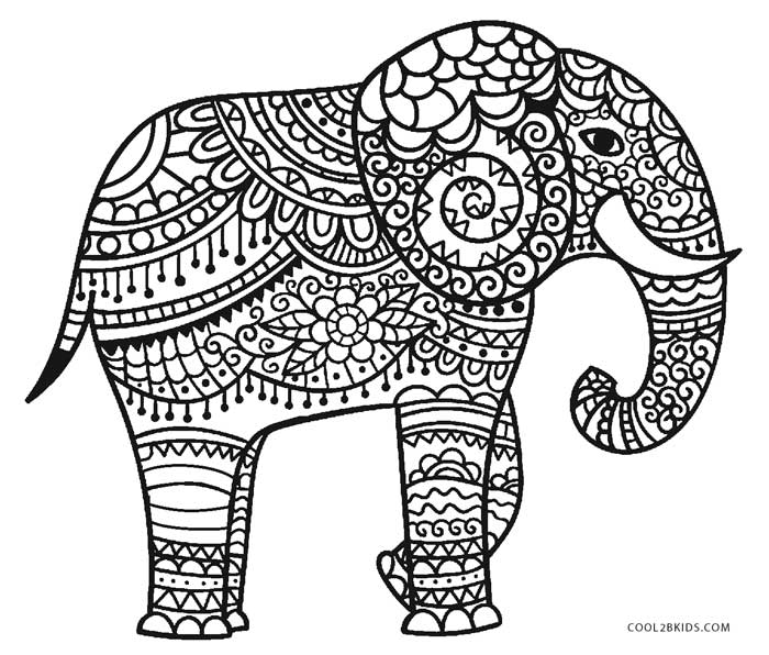 colouring pages of elephant free elephant coloring pages colouring elephant pages of