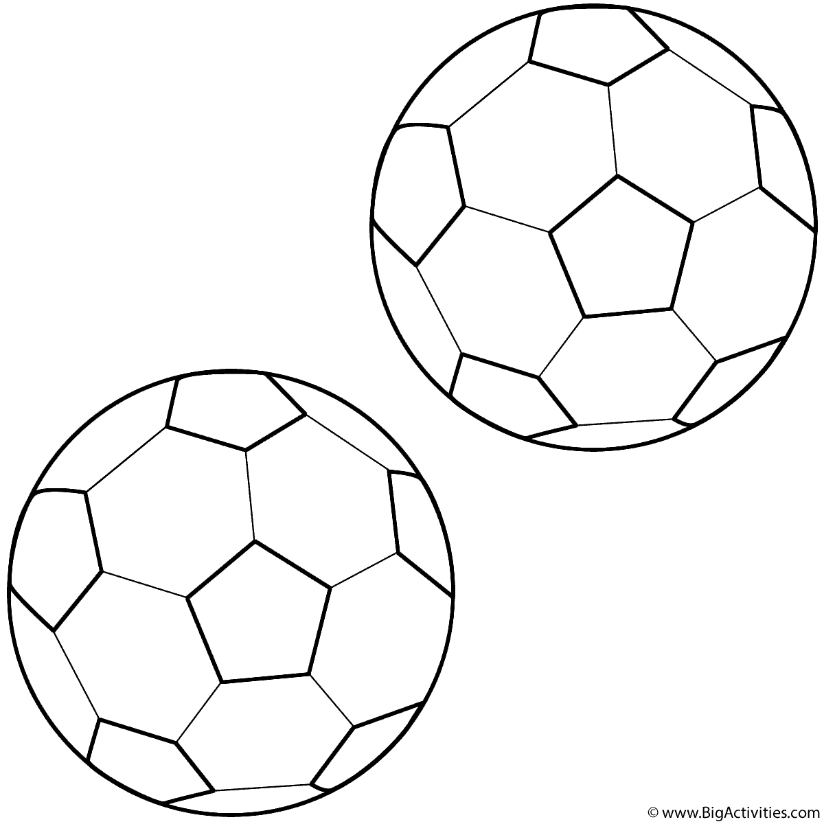 colouring picture of a ball ball coloring page super simple of picture ball a colouring