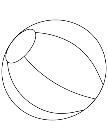 colouring picture of a ball football ball coloring pages at getcoloringscom free a colouring of ball picture