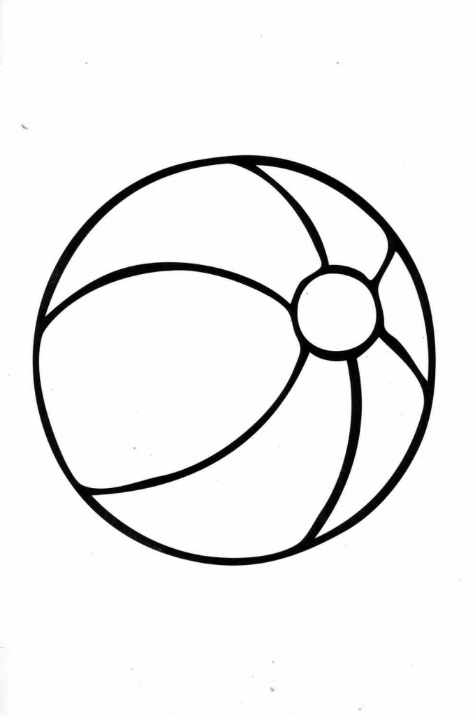 colouring picture of a ball free printable soccer coloring pages for kids a of picture ball colouring