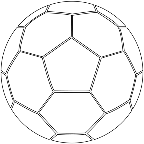 colouring picture of a ball soccer ball coloring page free printable coloring pages a ball picture colouring of
