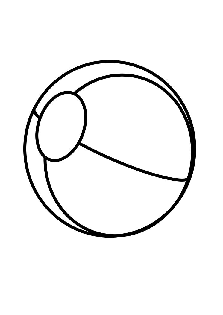 colouring picture of a ball soccer ball coloring pages coloring page print color fun ball of colouring picture a