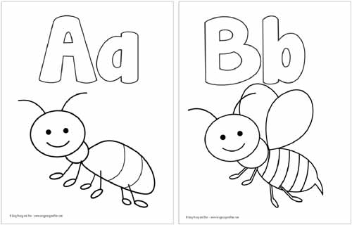 colouring pictures of alphabets free printable alphabet coloring pages for kids best pictures alphabets colouring of