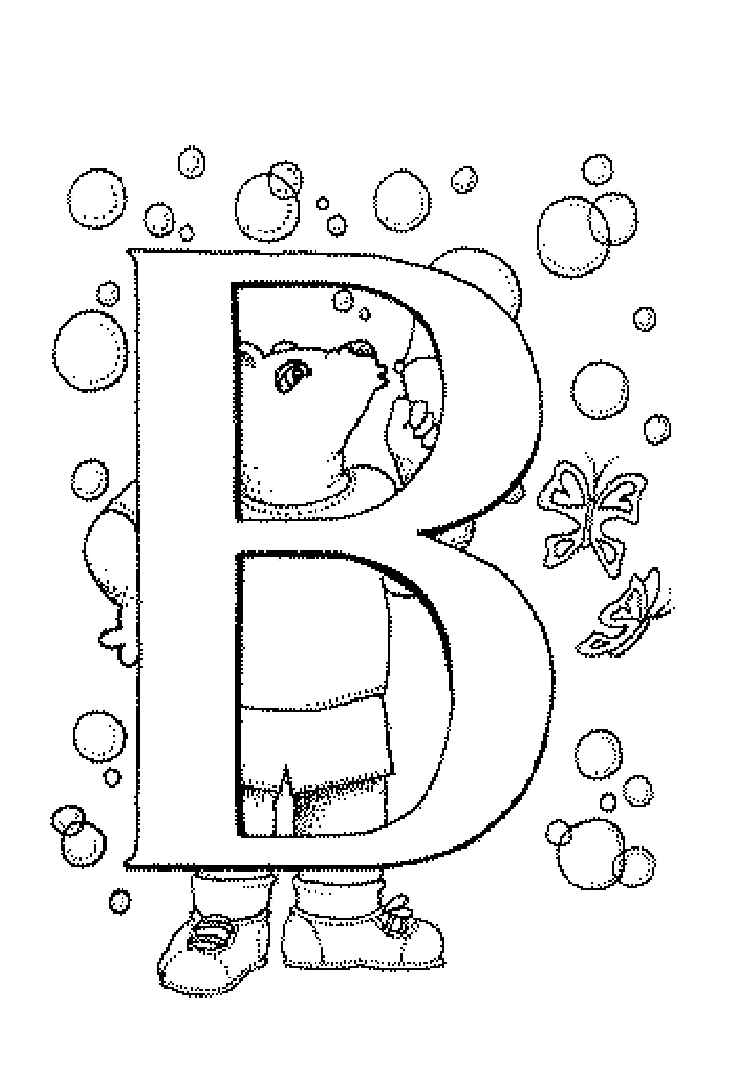 colouring pictures of alphabets quotcolor mequot alphabet poster classroom freebies of colouring alphabets pictures