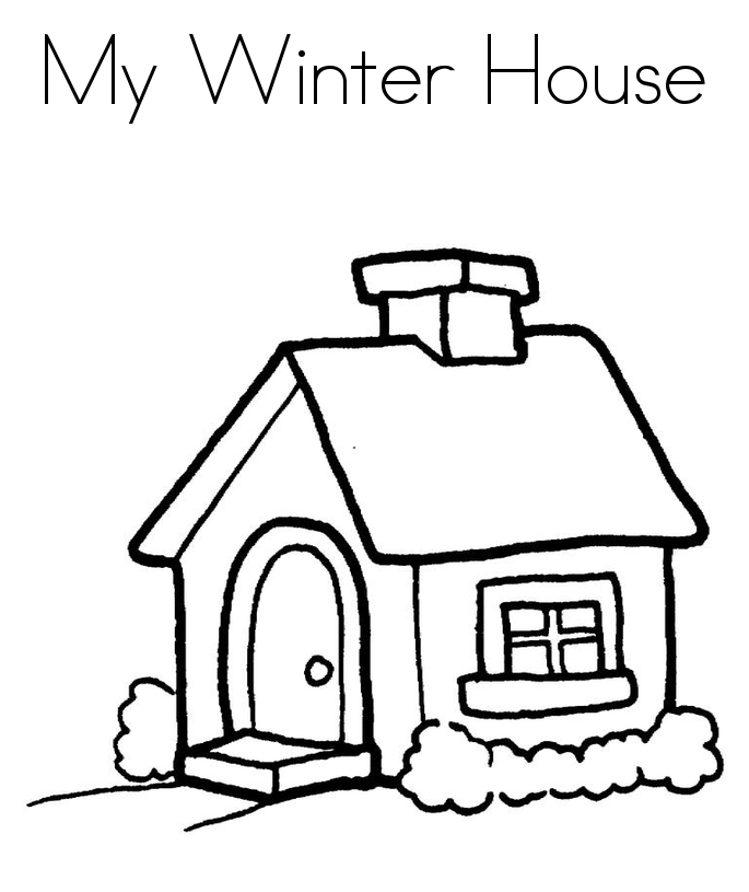 colouring pictures of houses free printable house coloring pages for kids colouring of pictures houses