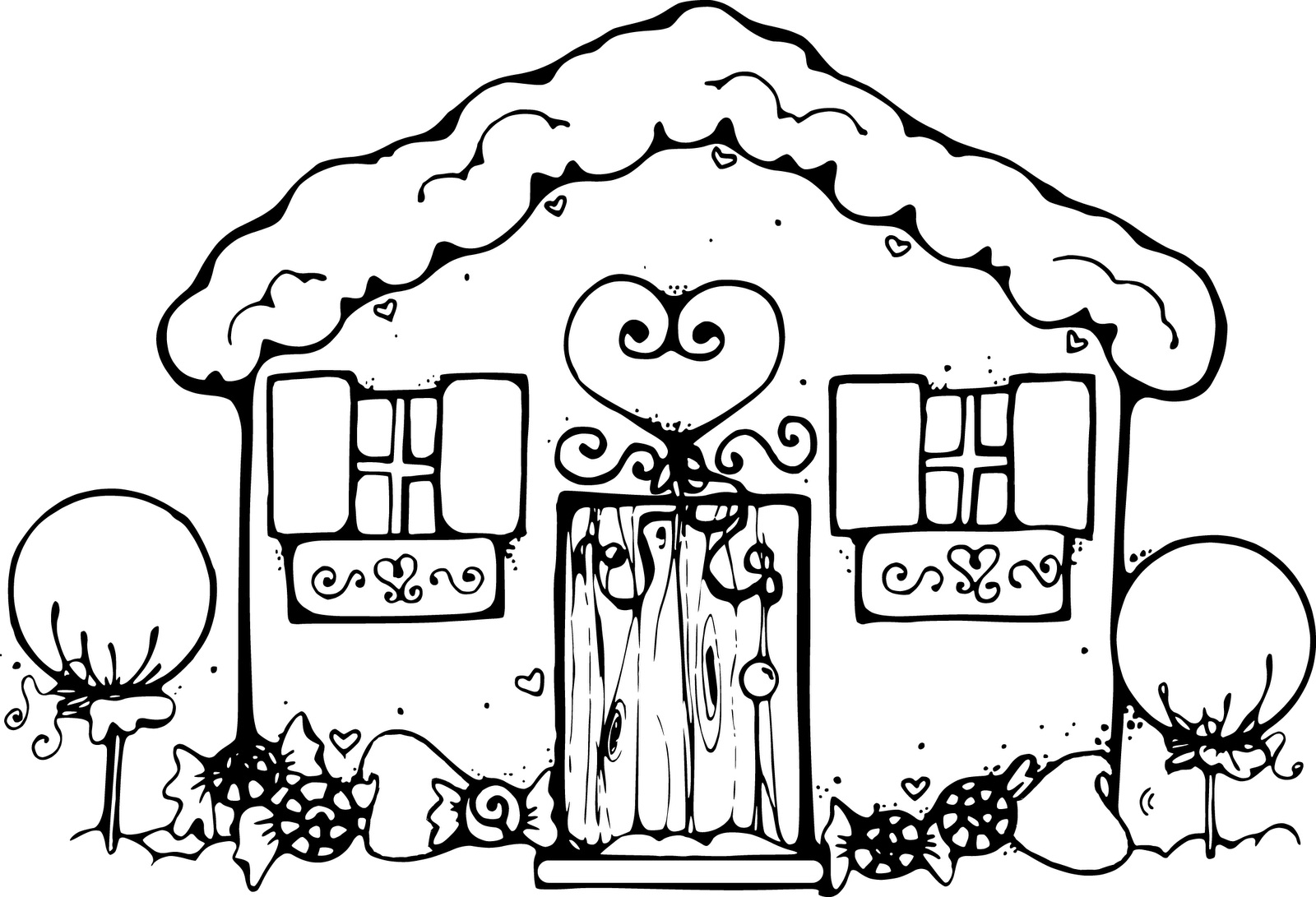 colouring pictures of houses free printable house coloring pages for kids colouring pictures of houses