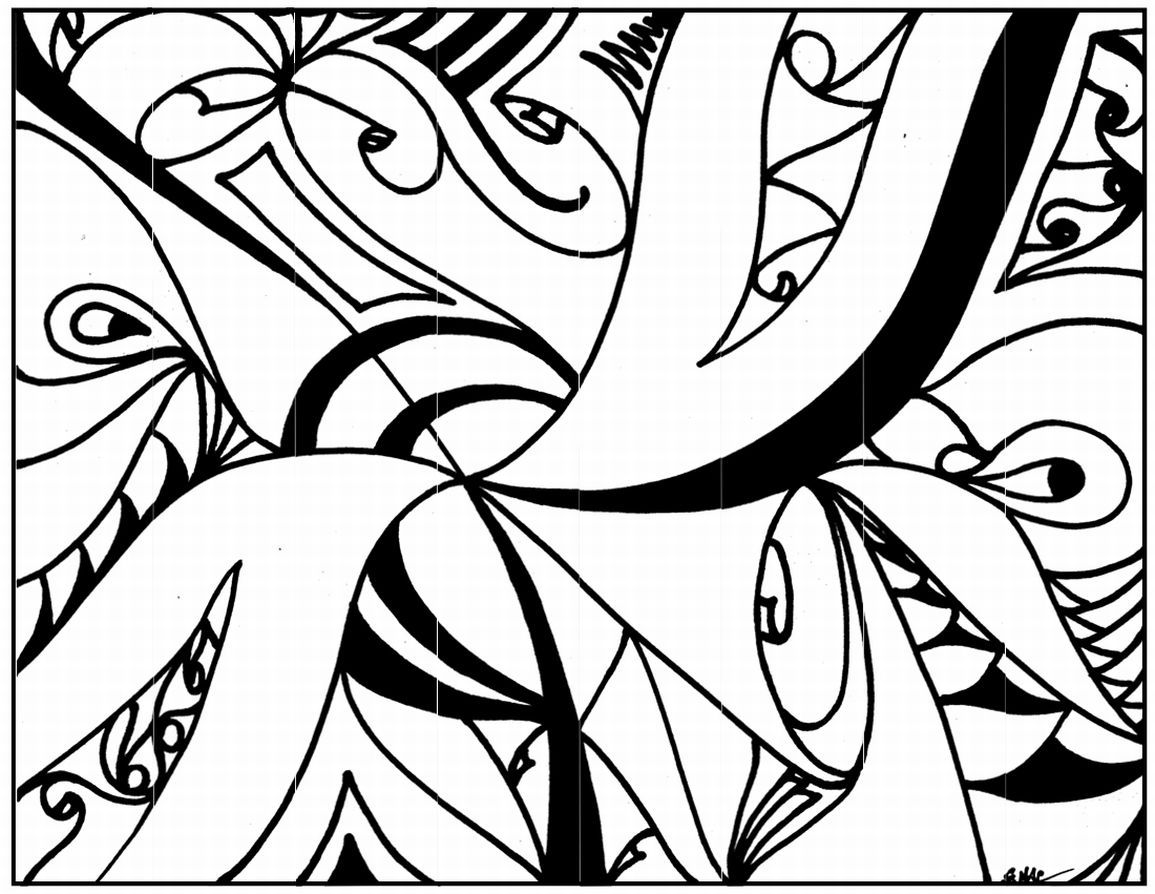 cool abstract coloring pages 4 images of abstract art coloring pages printable cool coloring pages abstract
