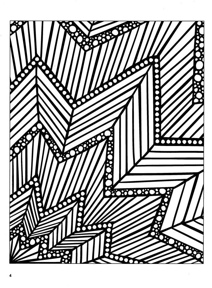 cool abstract coloring pages mosaic madness 3 d coloring book abstract coloring pages coloring cool abstract