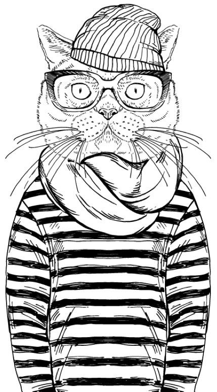cool pictures to print best coloring books for cat lovers cool coloring pages pictures cool to print