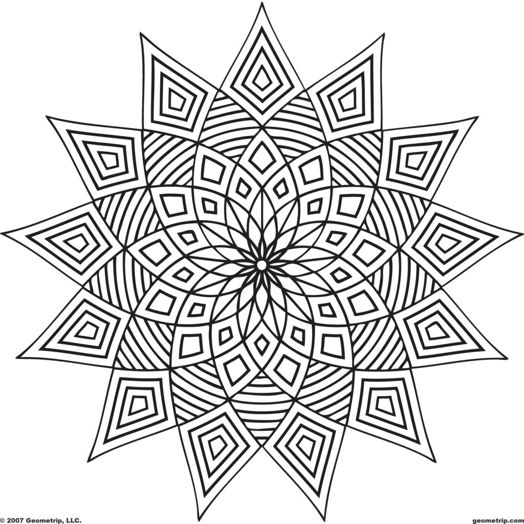 cool pictures to print coloring pages design coloring pages to print geometric pictures to cool print