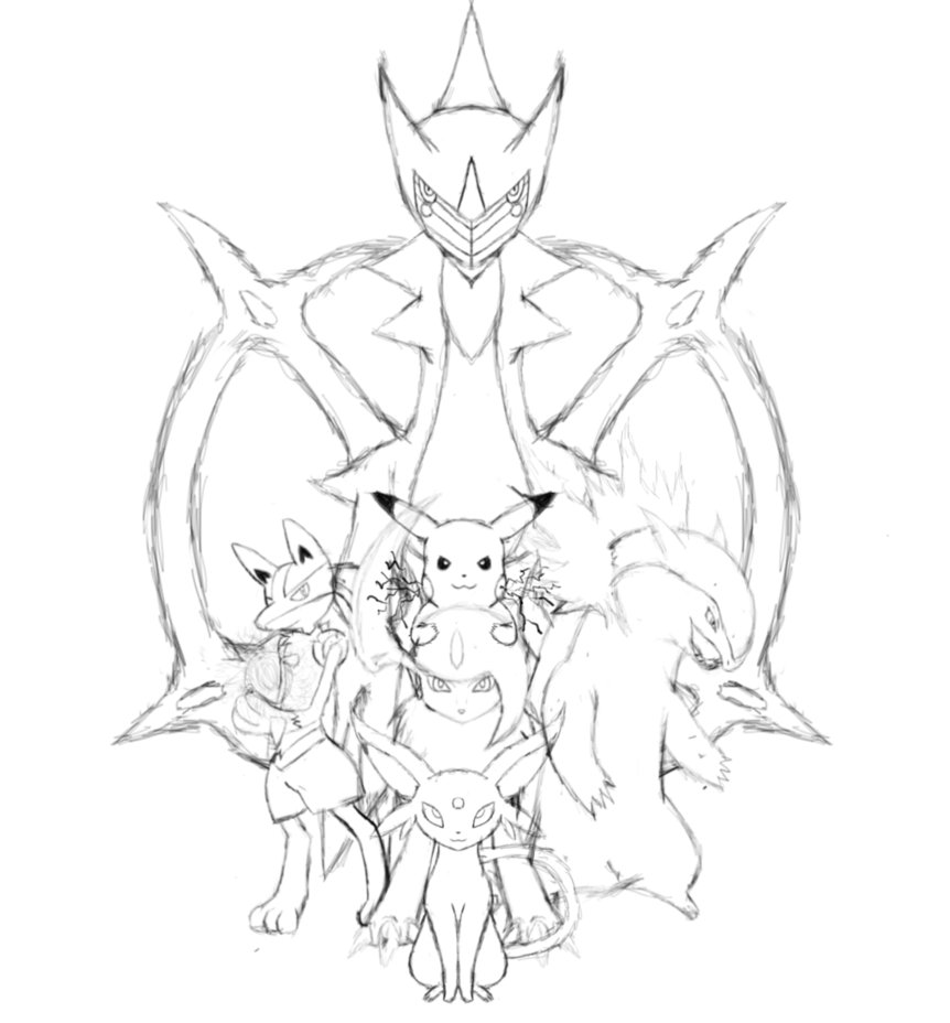 cool pokemon pictures how to draw riolu from pokémon with easy step by step pokemon pictures cool