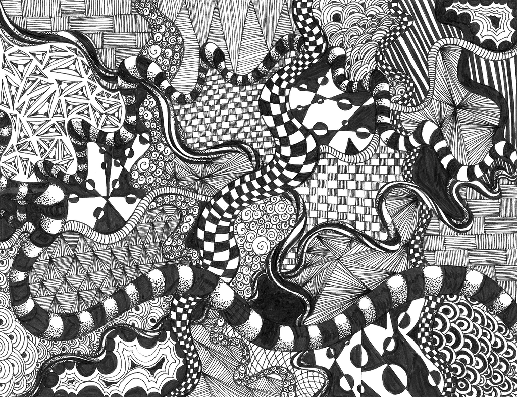 cool zentangles cool and and super easy zentangle drawing project cool zentangles
