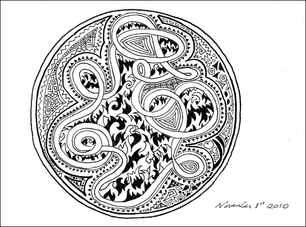 cool zentangles mushroom doodles by vedica on deviantart cool zentangles