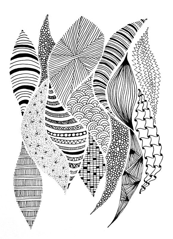 cool zentangles zentangle 129 sinuous curves flickr photo sharing zentangles cool