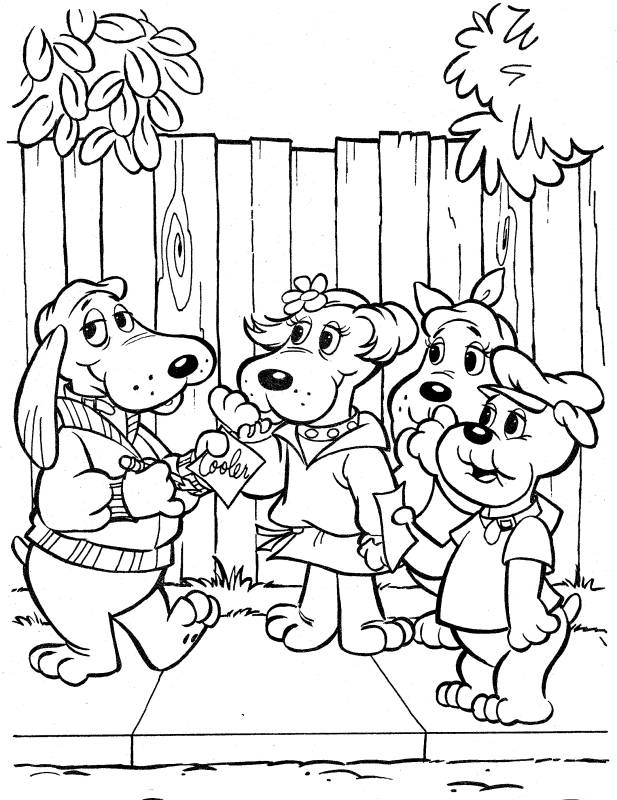 courage the cowardly dog coloring pages courage the cowardly dog coloring page coloring home courage pages cowardly dog the coloring