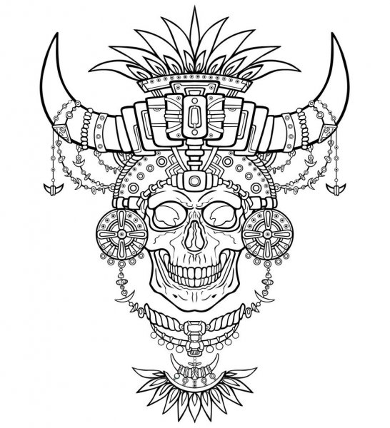 cow skull coloring pages cow skull coloring pages pages cow skull coloring